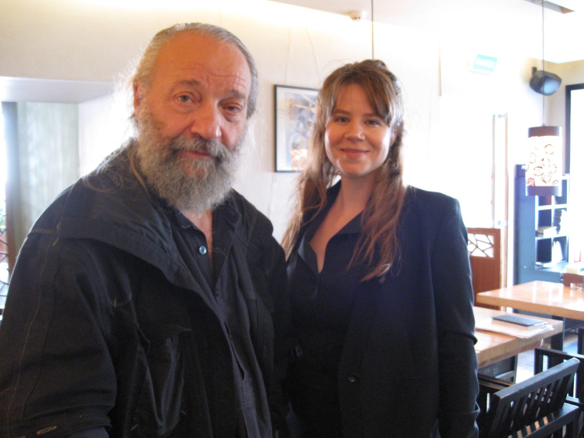 Anatoly Vasiliev and Susanna Weygandt
