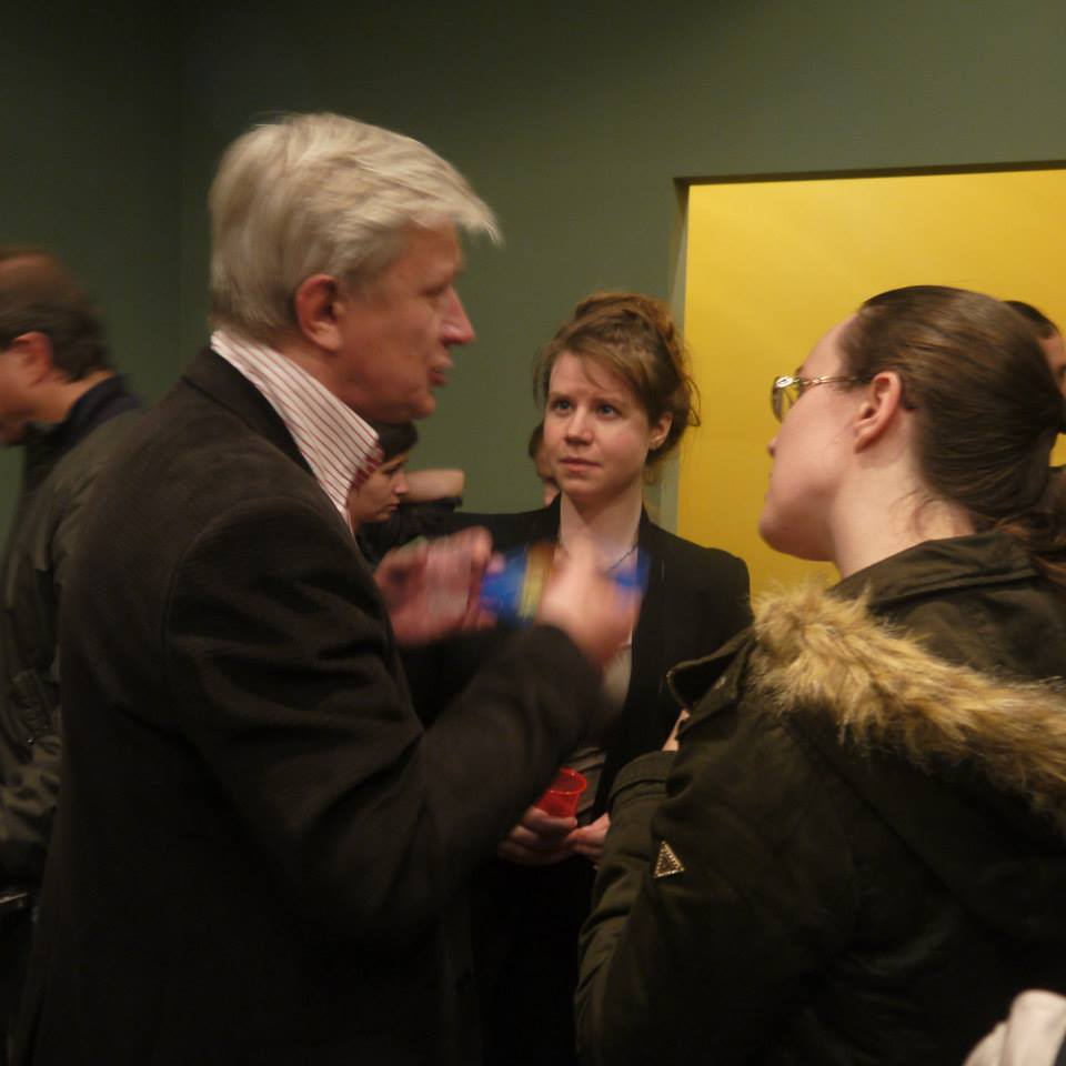 Behind the scenes at Liubimovka New Drama Festival at Teatr.doc