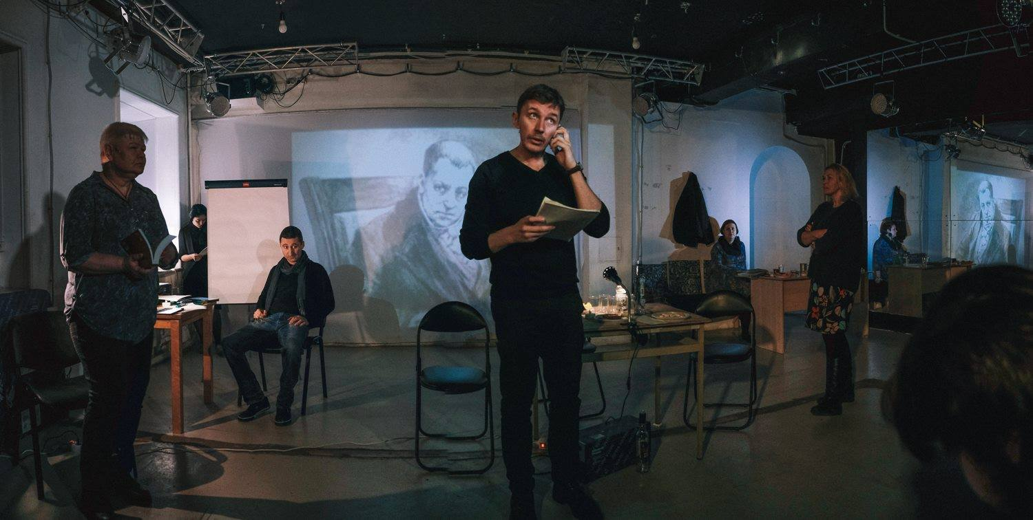 Teatr.doc, Moscow, where the symbolic and the real meet